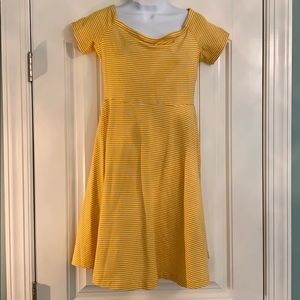 Adorable Yellow Dress